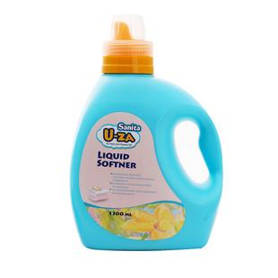 uza U-ZA婴儿衣物柔顺剂1300ml